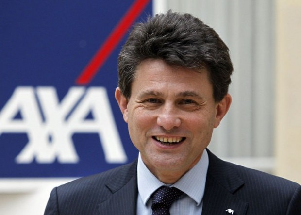 Henri de Castries  Axa  gaz de schiste  interview  critique  principe de précaution  hollande  Etats-Unis