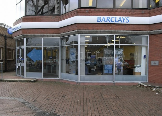 Barclays  angleterre  yorkshire  fracturation hydraulique